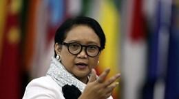 印度尼西亚呼吁缅甸为人民保障安全与繁荣