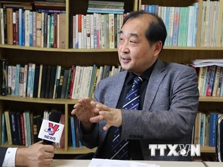 韩国专家:应运用国际准则和平解决东海问题