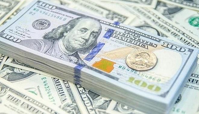8月26日越盾对美元汇率中间价下调13越盾