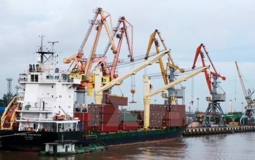 越南国家航运公司有计划发展面向欧洲的物流服务