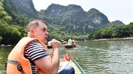 革新和现代的越南给俄罗斯专家留下了深刻的印象