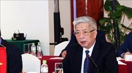越南与日本促进在解决战争遗留问题方面的合作关系