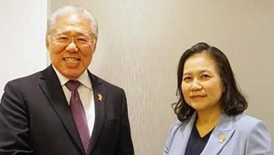 韩国与印尼就达成全面贸易协定签署初步协议