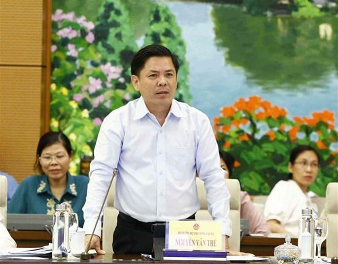 国会常委会第36次会议:交通运输部部长就机场投资社会化等问题答复询问
