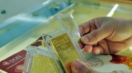10月30日越南国内黄金价格继续下调
