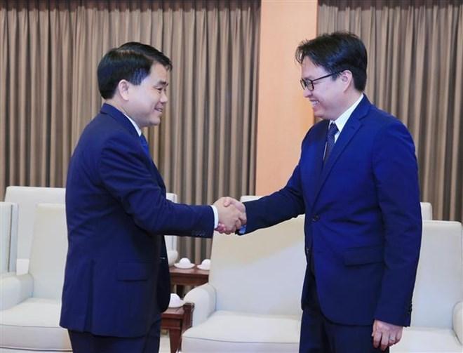 河内市将继续致力巩固越南与柬埔寨的关系