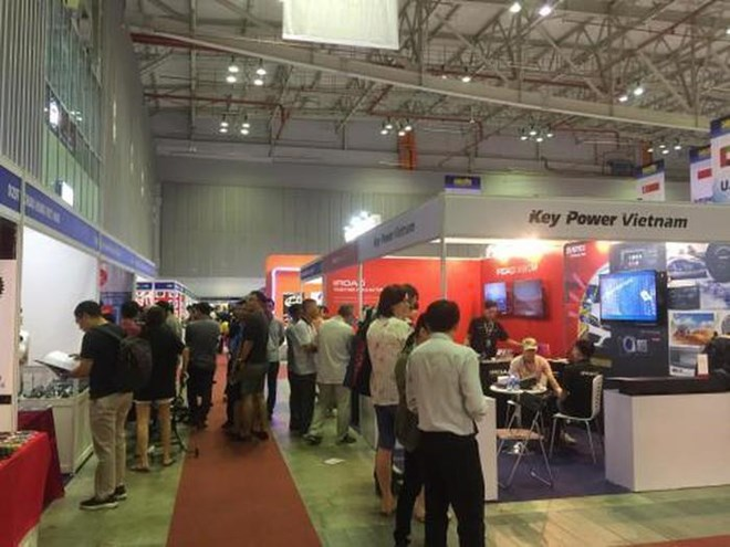 2019年第十六届越南国际汽车、摩托车、电动车及零配件展览会将于9月初举行