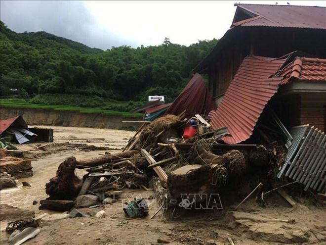 欧洲联盟向越南洪水灾民提供10万欧元救助