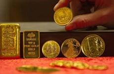 11月11日越南国内黄金价格略增