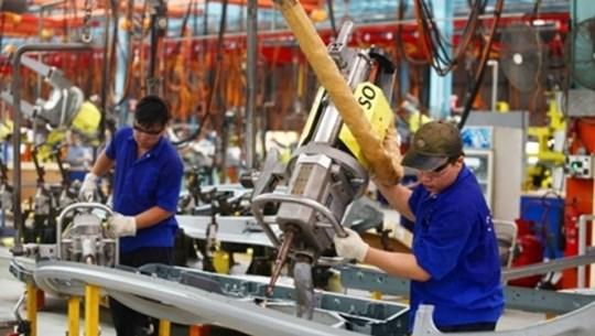 今年前10月越南工业加工产品出口额达1830亿美元