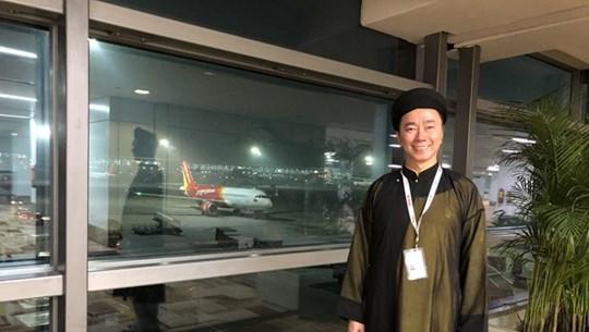 越捷正式开通河内直飞新德里航班