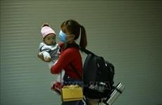 新冠肺炎疫情:从武汉回国的30名越南人已出院